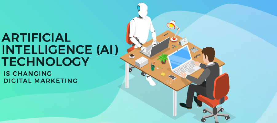 What is the future of AI in digital marketing