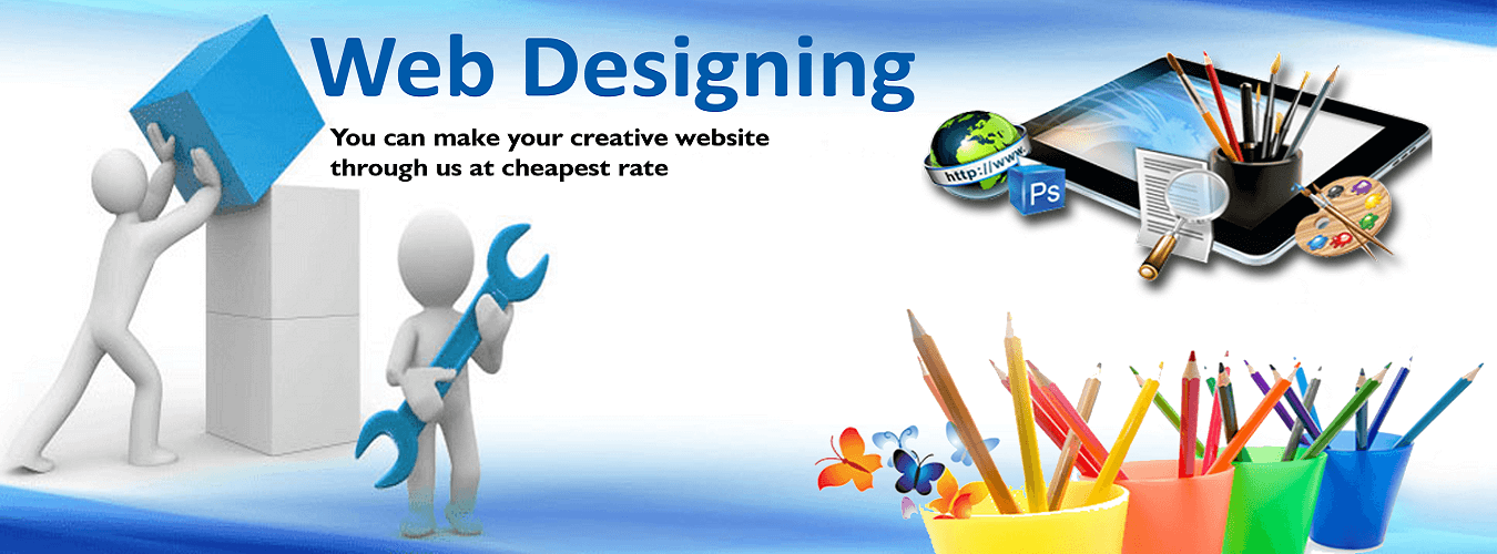 Get The Best of The Website By Best Web Designing In India