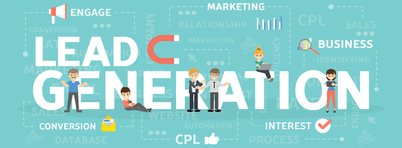 How do lead generation companies work