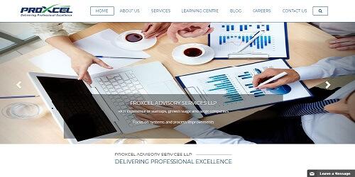 Proxcel Advisory Services LLP